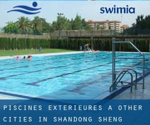 Piscines Exterieures à Other Cities in Shandong Sheng