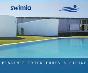 Piscines Exterieures à Siping