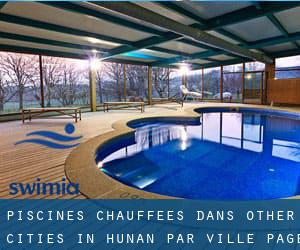 Piscines Chauffees dans Other Cities in Hunan par Ville - page 1