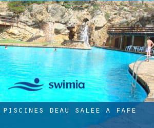 Piscines d 39 eau salee fafe fafe braga portugal par for Club piscine chlore