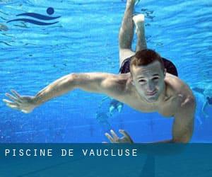vaucluse natation
